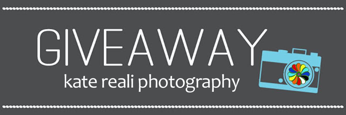 Kate Reali Photography giveaway 2013