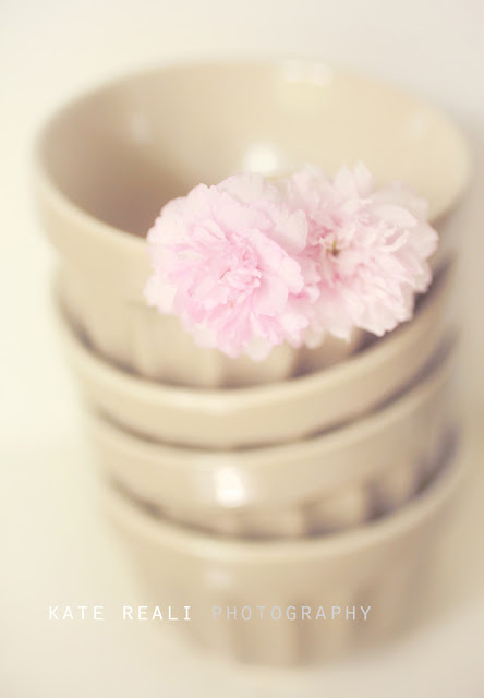 Kate Reali Photography blossoms bowls