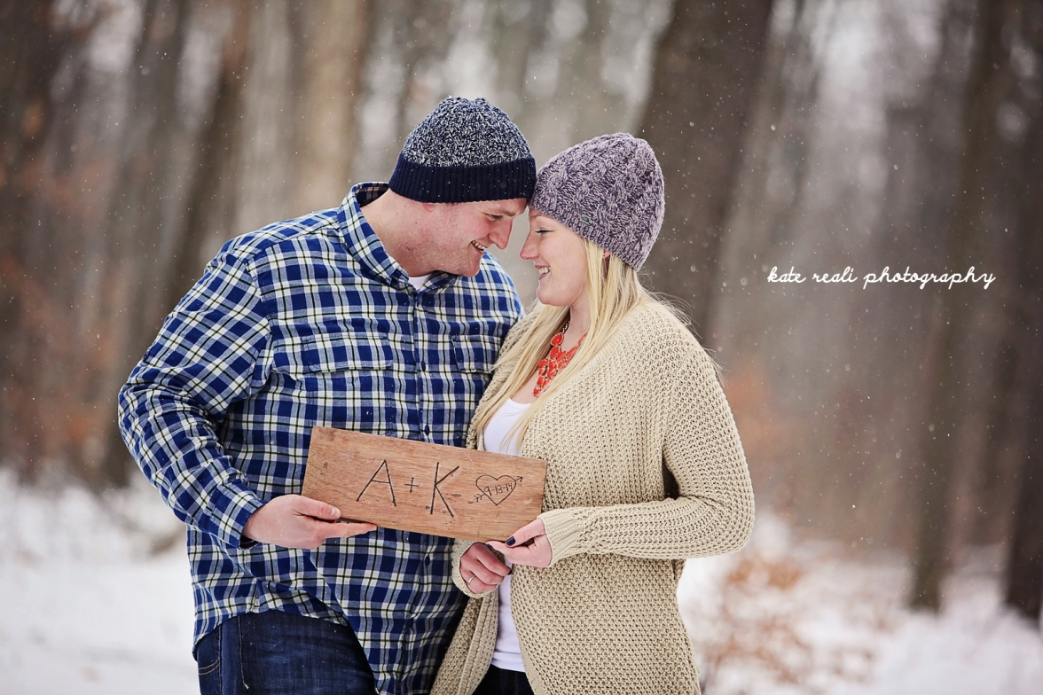 a kate reali engagement winter 5