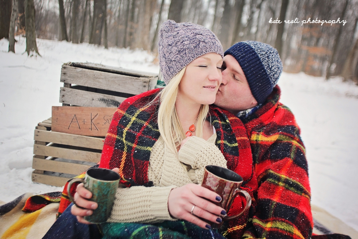 a kate reali engagement winter 7