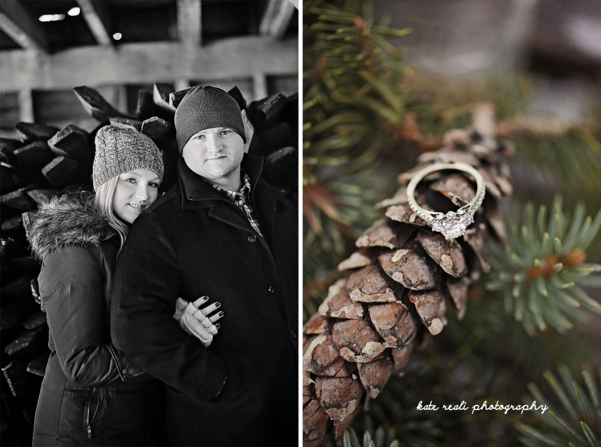 a kate reali engagement winter 9