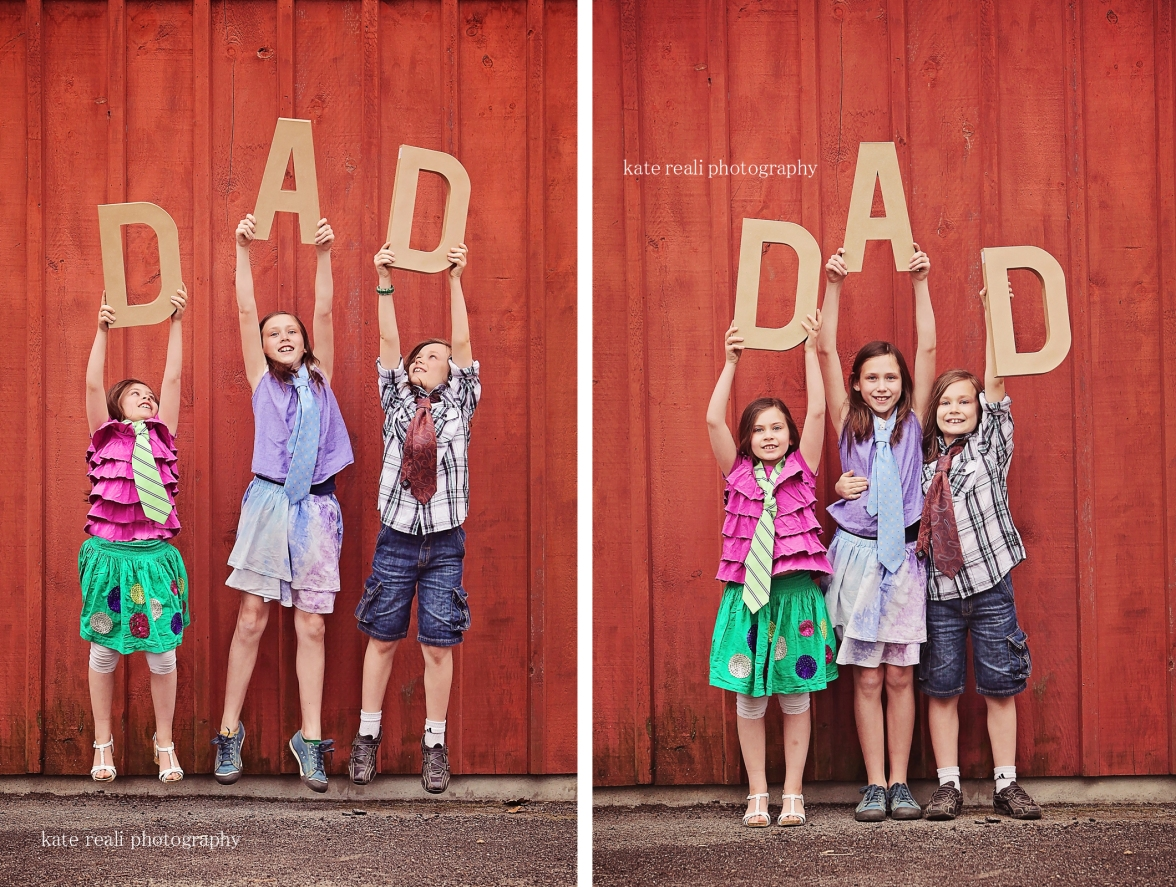 kate reali photography DAD promo